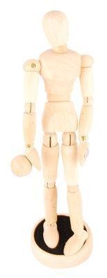 Манекен D.K. ART-CRAFT муж. 30 см с магнитами 16225