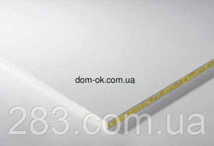 Плита потолочная Оптима/Optima Армстронг -аналог Topiq Efficient Pro 600х600х20мм  Tegular 24