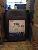 Минеральное моторное масло Teboil Serina 15w-40 (20 л.) для дизельных двигателей средних и больших объемов