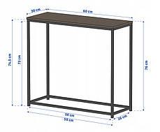 Консольный столик Kalis loft, фото 3