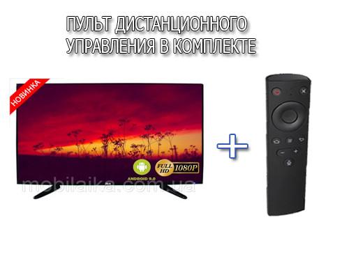 "Телевізор JBA 32"" I Android 9.0/Smart TV/DVB/T2/FullHD/USB"