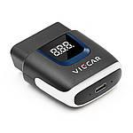 Автосканер ELM327 Viecar VP003 версия 2.2 Bluetooth 4.0+Type-C USB чип PIC18F25K80 Android/IOS/Windows