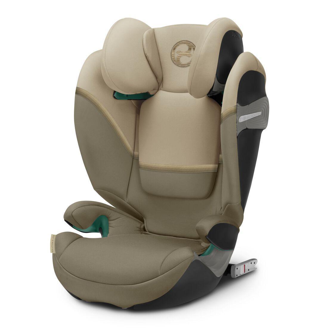 Cybex - Автокресло Solution S i-fix, цвет Classic Beige mid beige