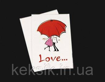Бирка Love