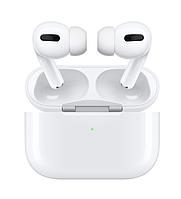 Беспроводные вакуумные Bluetooth наушники AirPods Pro,  белые