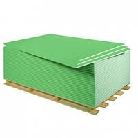 Гипсокартон влагостойкий потолочний Lafarge/Plato 1,2x2,0м, 9,5мм