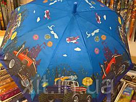 Детский зонт трость Внедорожник - 2
