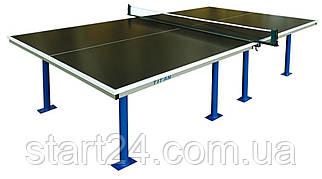 Уличный стационарный теннисный стол TITAN PROFI