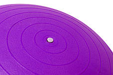 Мяч для фитнеса и гимнастики POWER SYSTEM PS-4018 85 cm Purple, фото 3