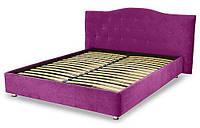 Кровать - подиум с изголовьем №8