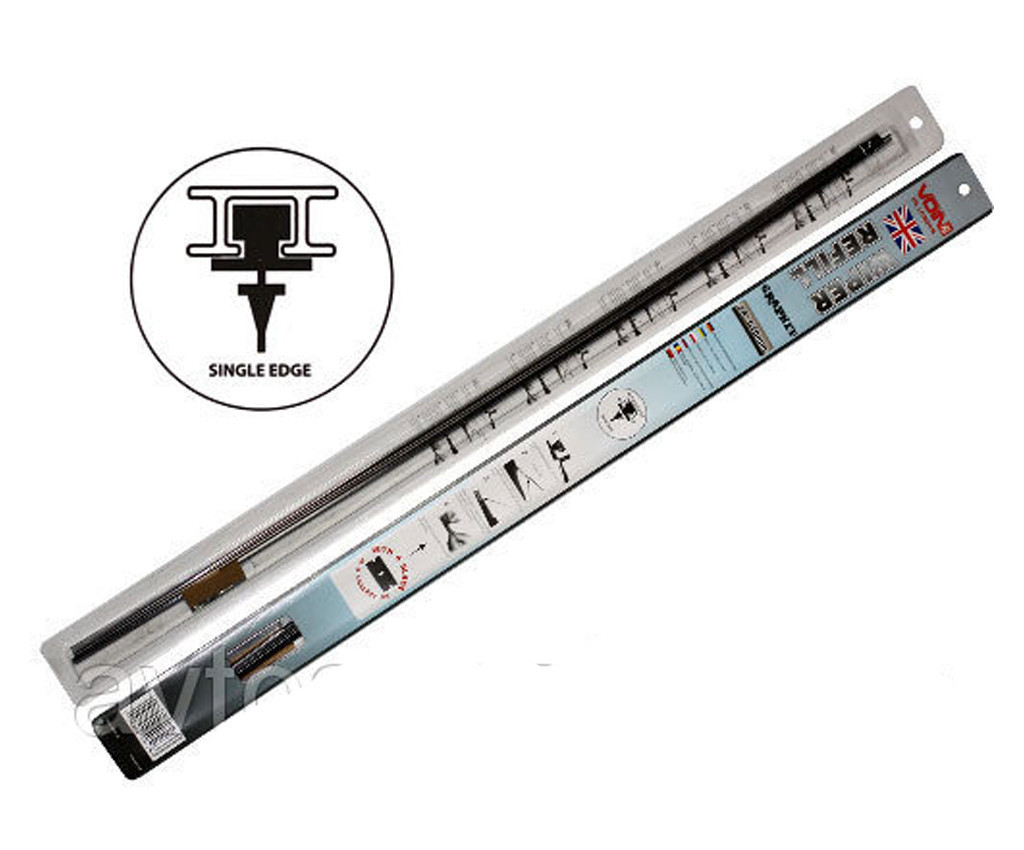 "Резинки VOIN-405-28'' профиль""Bosch""700mm"