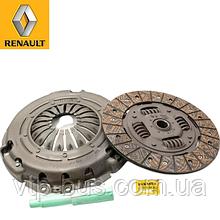 Комплект сцепления Renault Trafic 2.0dCi / 2.5dCi G9U630 146 л.с. (2006-2014) реставрация Renault 7711134977