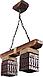 Люстра-подвес двойной на 2 плафона в стиле Лофт 840812, фото 2