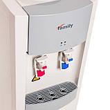 Кулер для воды напольного типа Family WBF 1000LA (GREY), фото 2