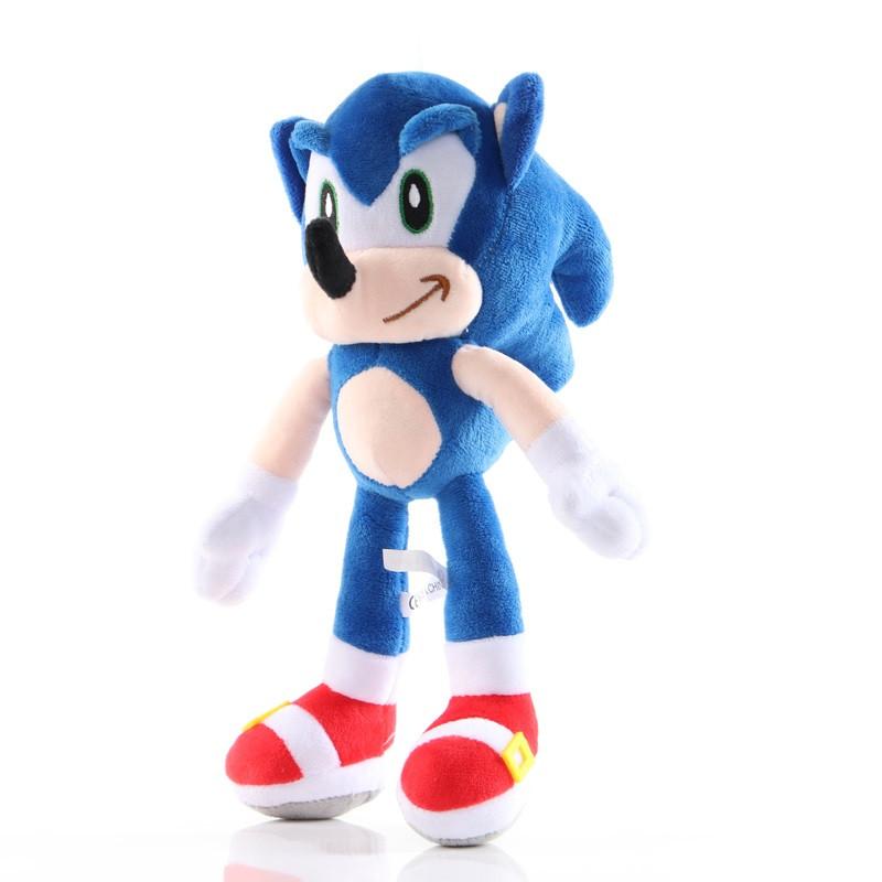 Соник мягкая игрушка Ежик Sonic 45 см из фильма Соник