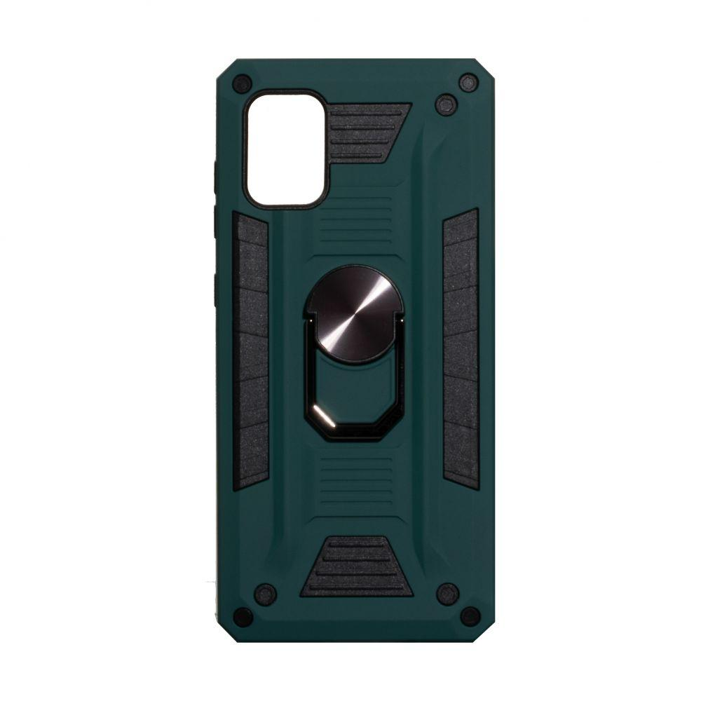 Чохол Robot Case with ring for Samsung A41