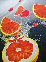 Ткань Бязь Gold Грейпфрут 220 см, фото 1