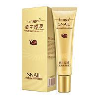 Увлажняющий антивозрастной крем для век с фильтратом улитки images Water Snail Dope Moist Skin Eye Cream