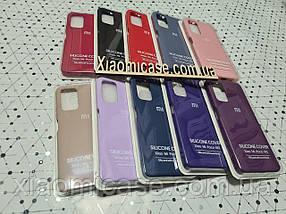 TPU чехол накладка бампер Silicone Cover Full Protective для Xiaomi (Ксиоми) Poco M3