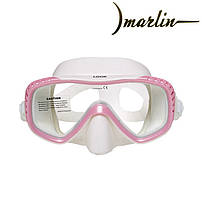 Маска Marlin Look Pink / White