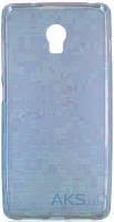 Чехол Original TPU Case Lenovo Vibe P1 Blue