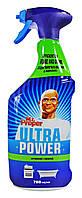Универсальный спрей для чистки Mr.Proper Ultra Power Hygiene - 750 мл. Триггер