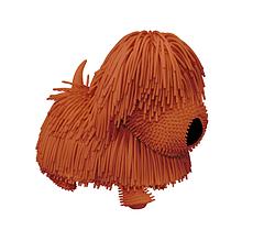 Интерактивная игрушка Jiggly Pup - Озорной щенок, коричневый