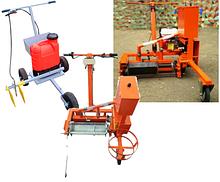 Техніка та обладнання для нанесення дорожньої розмітки