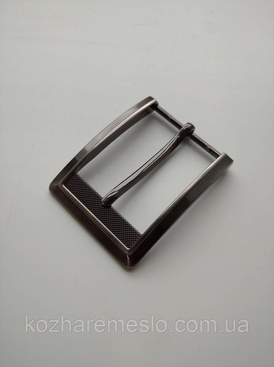 Пряжка для ремня 35 мм титан