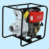 Мотопомпа дизельная WEIMA WMСGZ100-30 (120 м³/час)