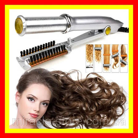 Утюжок  плойка для укладки волос InStyler M-125 rotating Инстайлер, фото 2