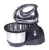 Миксер с чашей Haeger HG-6628 ручной (1000 Вт) | миксер 5 скоростей