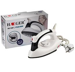Міні праска портативний складаний Haeger HG-1266   парова праска електричний