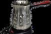Турка электрическая Mylongs KF-005 | электротурка металл, фото 3