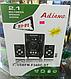 Акустическая система AiLiang USBFM-F34DC-DT (Мощность 10Вт + 3Вт х2)   домашний кинотеатр, фото 2