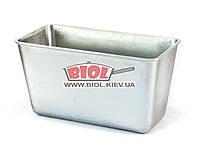 Форма для выпечки хлеба алюминиевая 22х11х11см БИОЛ Л-10