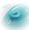 Паровой электрический утюг Haeger HG-1209 (1250Вт, сухое глажение, разбрызгивание, отпаривание), фото 4