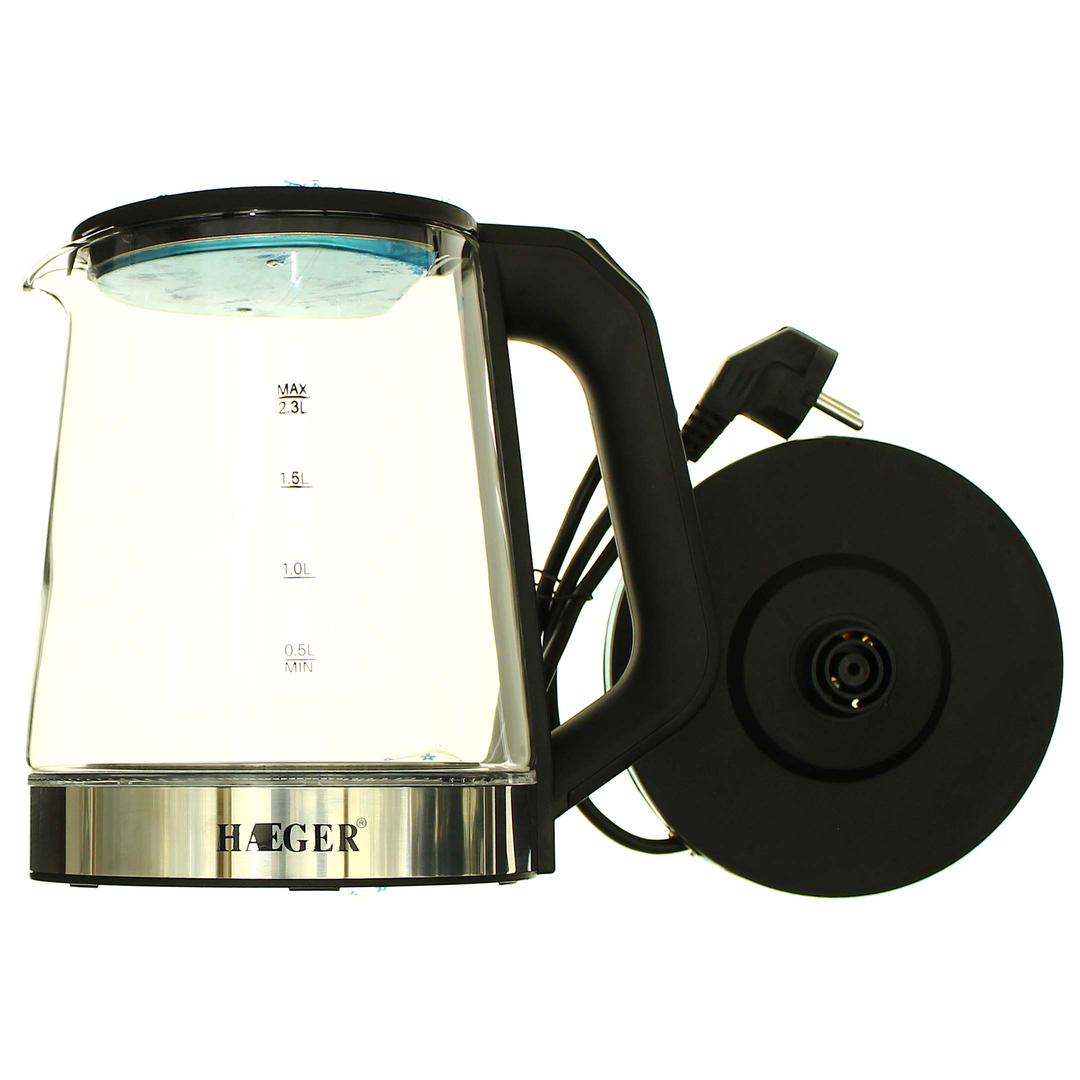 Чайник электрический  Haeger HG-7846 (2.3 л) | электрочайник