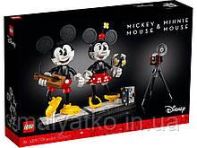 Лего Lego Disney Міккі Маус і Мінні Маус 43179