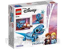 Лего Lego Disney Princesses Саламандра Бруні 43186