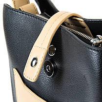 Сумка Женская Классическая искусственная кожа FASHION 2-011 17930 black, фото 3