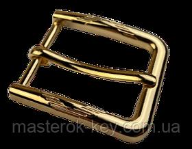 Пряжка ременная 30мм М-20875 цвет Золото