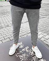 Світло-сірі МОМ джинси чоловічі завужені Джинсы МОМ мужские широкие серые зауженные к низу 31,36 размер