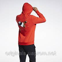 Худи Reebok Kung Fu Panda KFP Hoodie H18402 2021, фото 3
