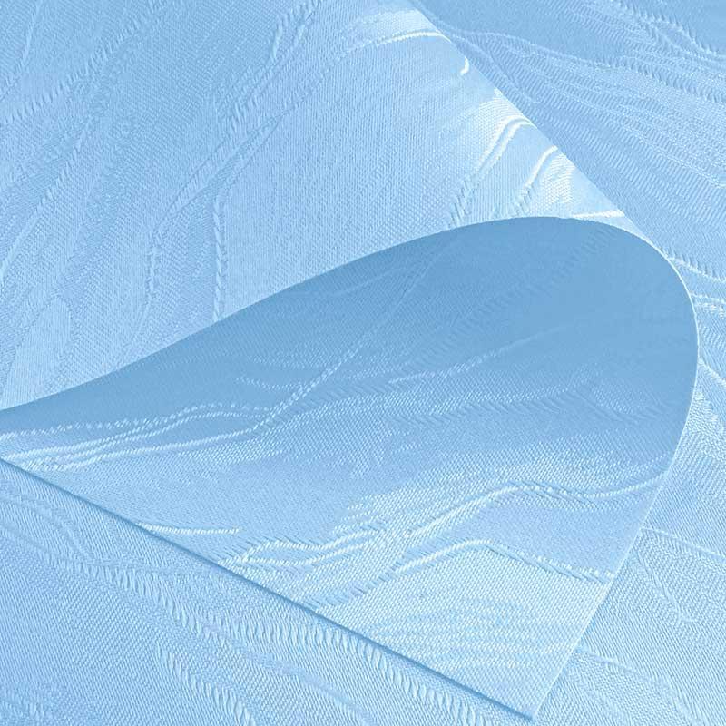 Рулонні штори Woda. Тканинні ролети Вода (Дюна)) Голубой 1840, 52