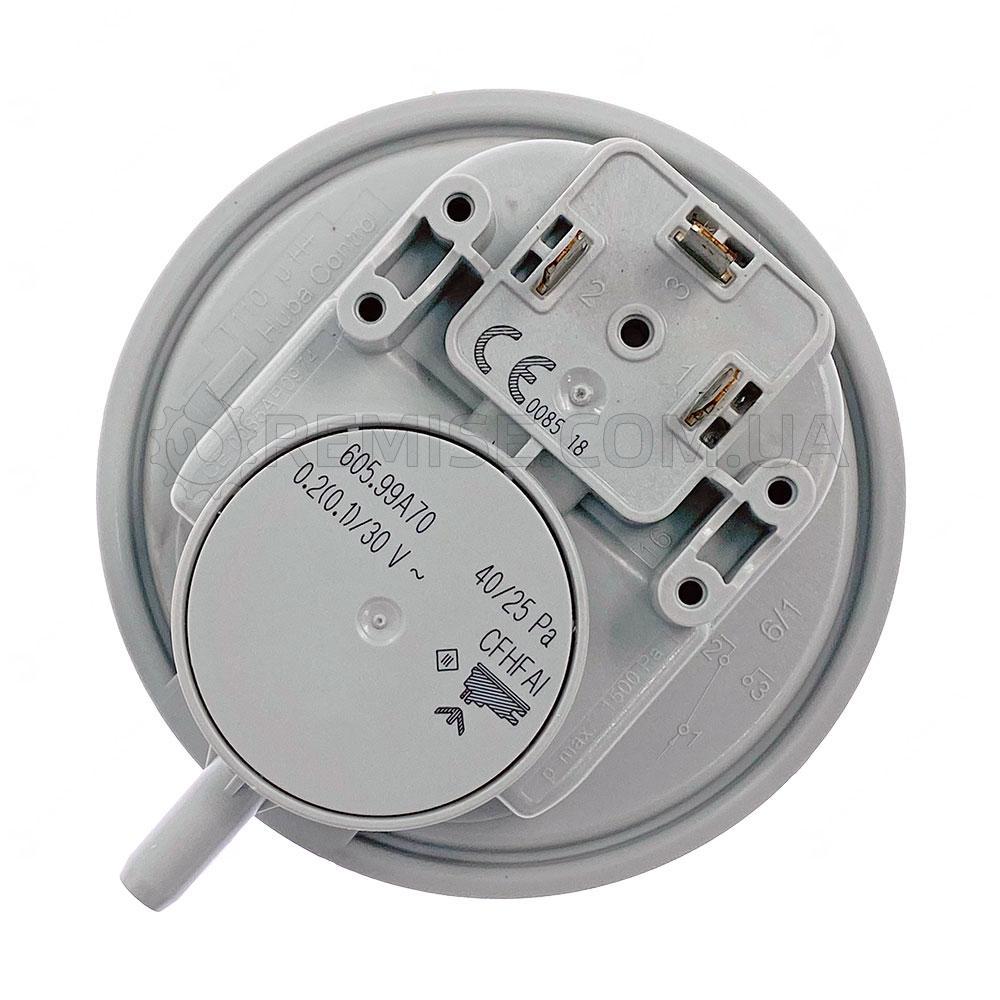 Прессостат 40/25Pa Huba Control Protherm Ягуар, Lynx - 0020118741 3003202405