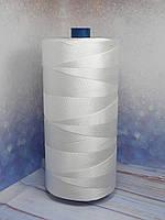 Нить капроновая № 93.5х3 (0.8 мм) вес бобины 1 кг крутка Z