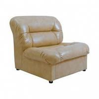 Мягкое кресло для зоны ожидания для офиса для кафе для дома кожзам Визит 1 от производителя