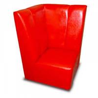 Мягкое кресло для зоны ожидания для офиса для кафе для дома Дипломат угловое от производителя