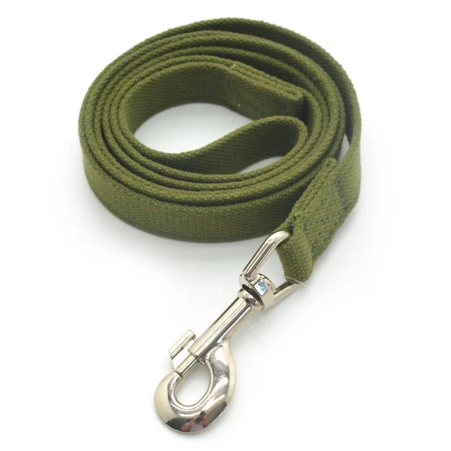 Поводок брезентовый 25мм/2м для собак Фауна 252120